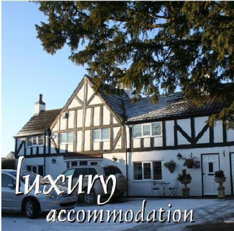 Newark Lodge Guest House in Newark upon Trent, Nottinghamshire, England