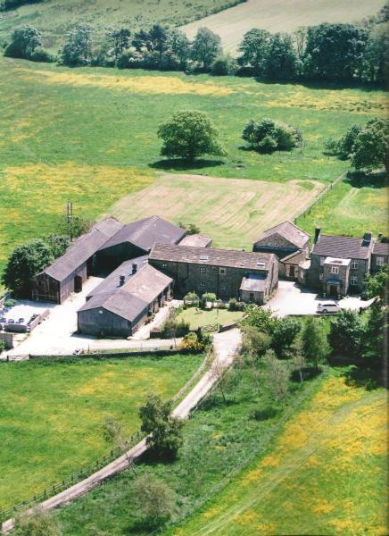 The Threshing Barn in Harrogate, North Yorkshire, England