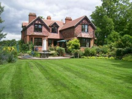 Highfield Country Guest House in Stockbridge, Hampshire, England