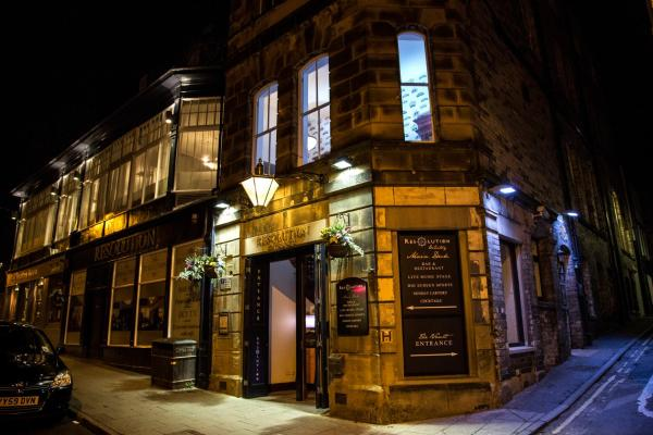 The Resolution Hotel in Whitby, North Yorkshire, England