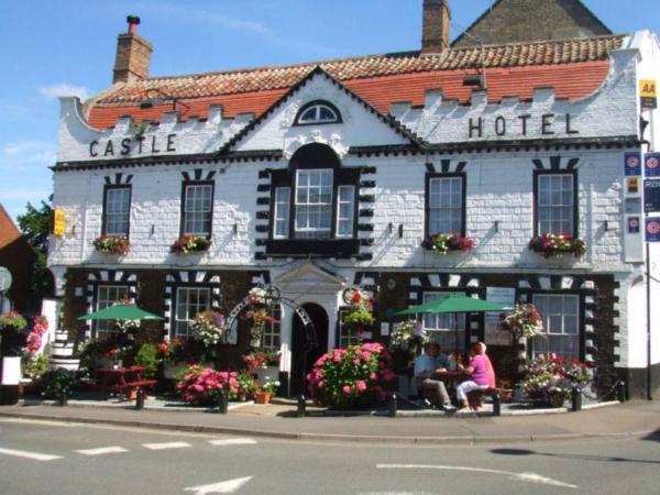 Castle Hotel in Downham Market, Norfolk, England