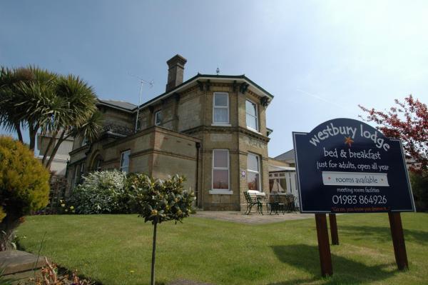 Westbury Lodge in Shanklin, Isle of Wight, England