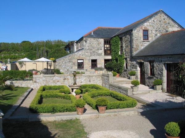 Ednovean Farm in Penzance, Cornwall, England