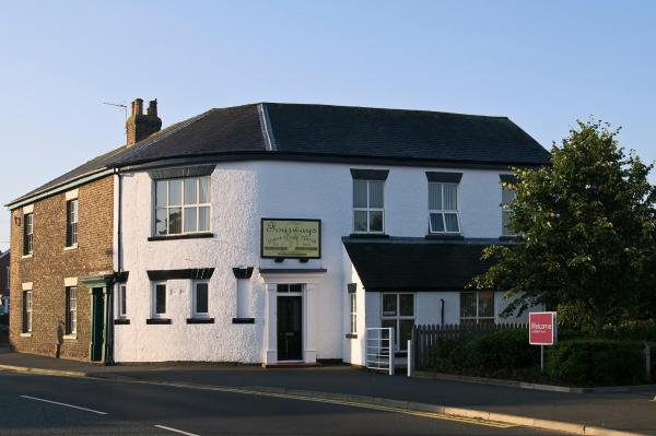 Fourways Guest House in Thirsk, North Yorkshire, England