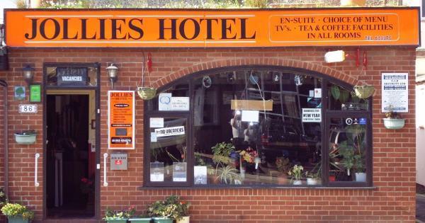 Jollies Hotel in Blackpool, Lancashire, England