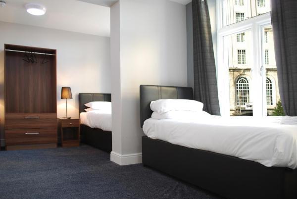 The Liverpool Inn Hotel in Liverpool, Merseyside, England