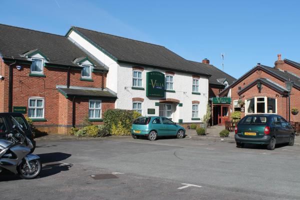 The Villa Express in Kirkham, Lancashire, England