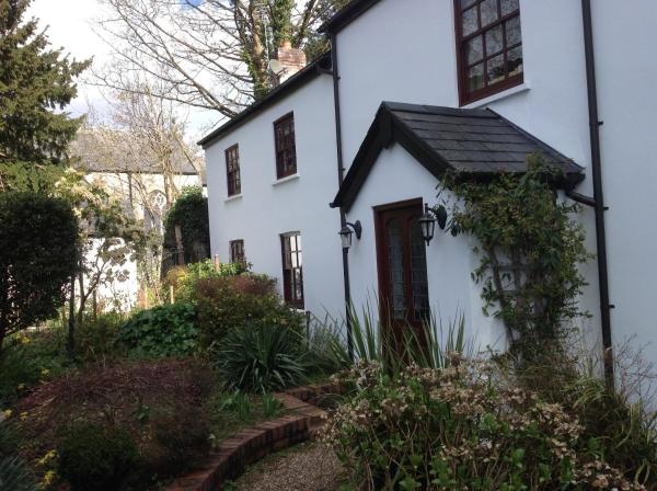 The Laurels Bed and Breakfast in Cardiff, Glamorgan, Wales