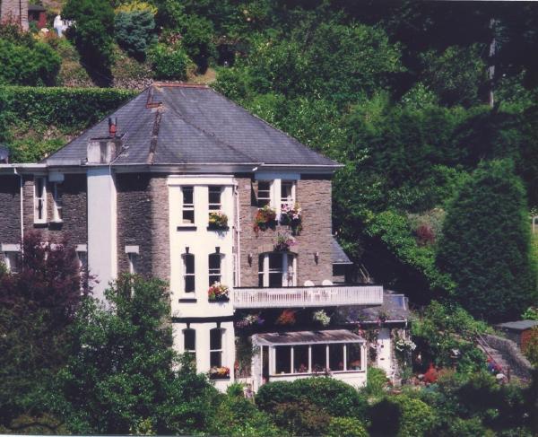 Woodlands Guesthouse in Lynton, Devon, England