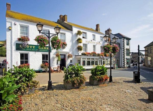 Marazion Hotel in Marazion, Cornwall, England