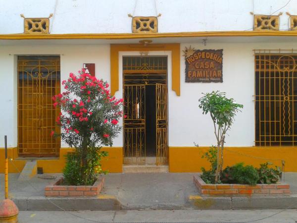Hospedería Casa Familiar_1