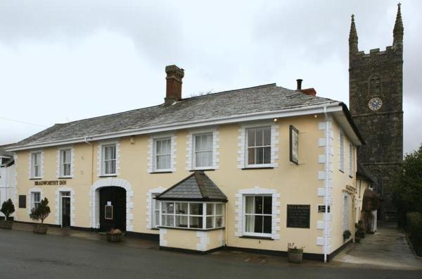 The Bradworthy Inn in Holsworthy, Devon, England