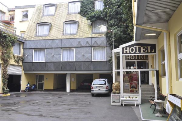 Hotel Garni City-Hotel in Saarbrücken-St. Johann