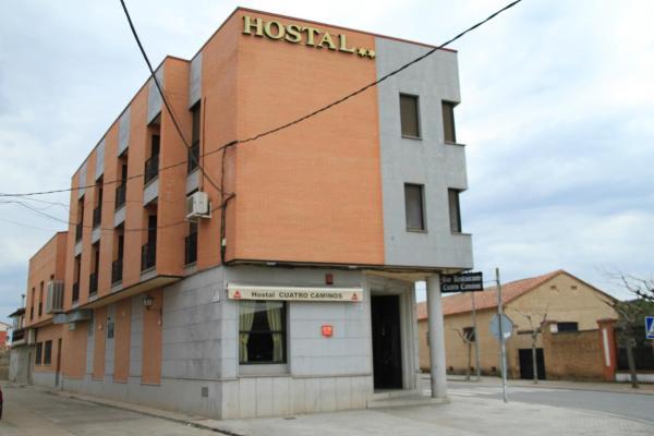 Hostal Restaurante Cuatro Caminos