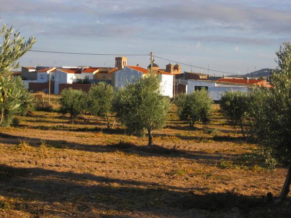 Apartamentos Rurales Las Caleras
