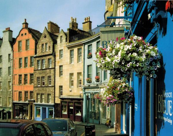 Edinburgh Accommodation in Edinburgh, Midlothian, Scotland