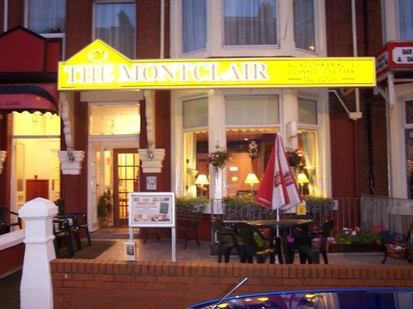 The Montclair in Blackpool, Lancashire, England