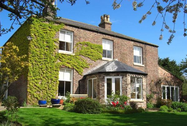 Marton Grange Country House in Bridlington, East Riding of Yorkshire, England