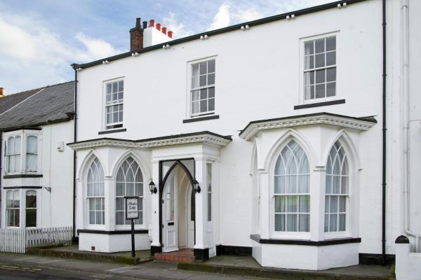 Altonlea Lodge in Hartlepool, County Durham, England