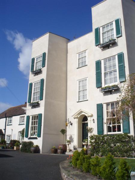 Alcombe House Hotel in Minehead, Somerset, England