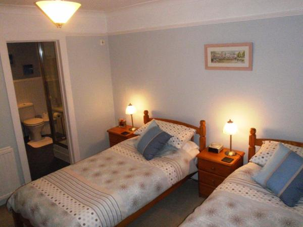 Midhurst B&B in Brixham, Devon, England