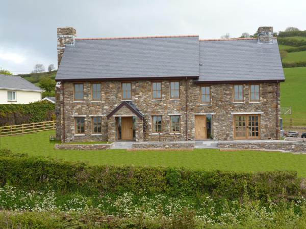 Ferryside Farm Bed and Breakfast in Ferryside, Carmarthenshire, Wales
