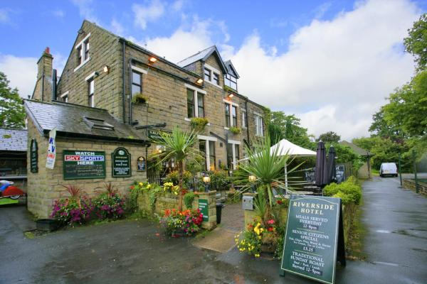 Ilkley Riverside Inn in Ilkley, West Yorkshire, England