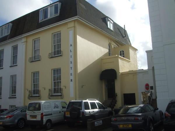 Alister Guest House in Saint Helier Jersey, Channel Islands, Channel Islands