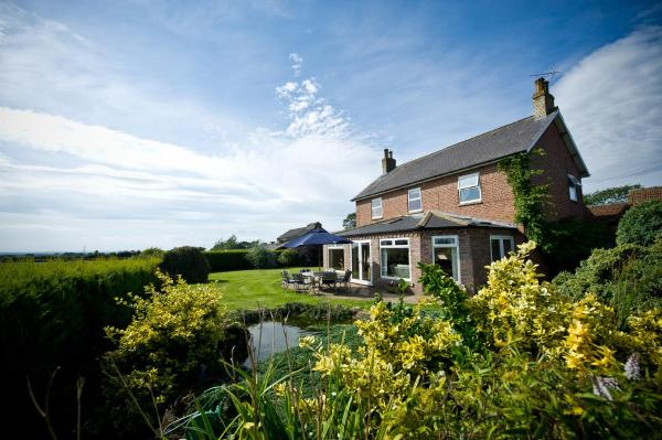 Thornton Lodge Farm in Easingwold, North Yorkshire, England