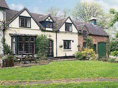The Coach House in Ashbourne, Derbyshire, England