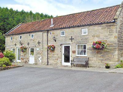 The Granary in Hawnby, North Yorkshire, England