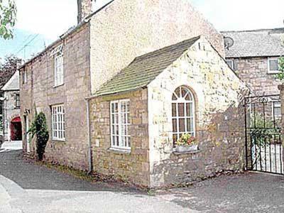 Stable Cottage in Warkworth, Northumberland, England