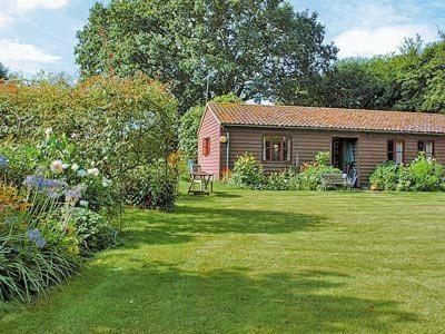 Water Hall Cottage in Chelsworth, Suffolk, England