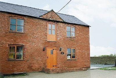 The Granary in Coddington, Cheshire, England