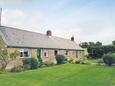 Lapwing Cottage in Duddo, Northumberland, England