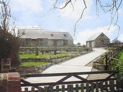 Woodside Barns in St Austell, Cornwall, England