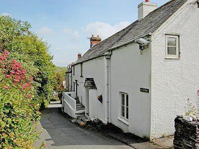Glenview in Boscastle, Cornwall, England