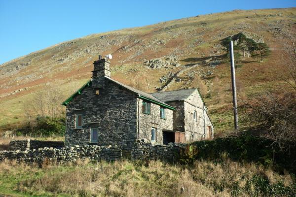Raise Cottage in Grasmere, Cumbria, England