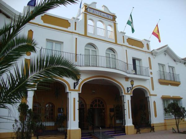 Hostal Puente del Rey Alojamientos Rocio Doñana