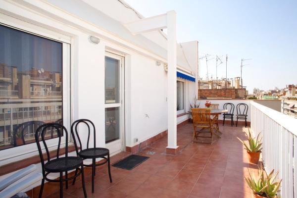 Bcn Central Terrace