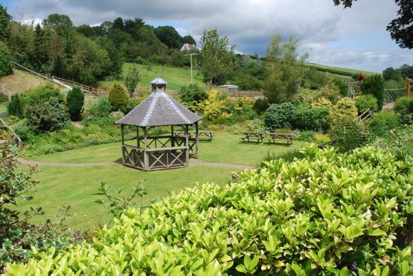 The Waie Inn in Copplestone, Devon, England