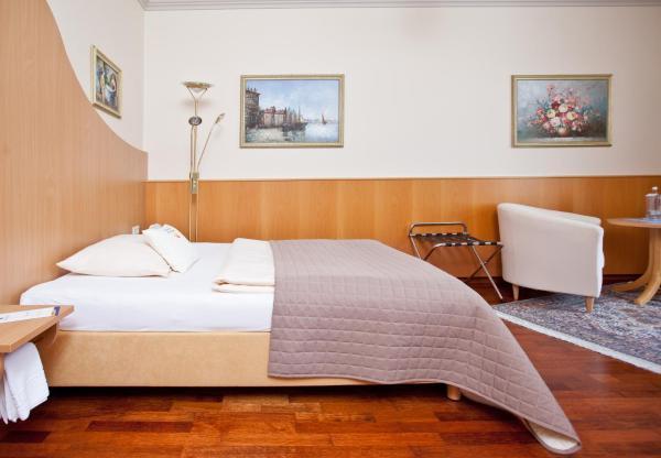 Comfort Hotel Am Kurpark Hotels Bad Homburg V D Hohe Pensionhotel