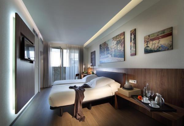 Hotel Abades Recogidas