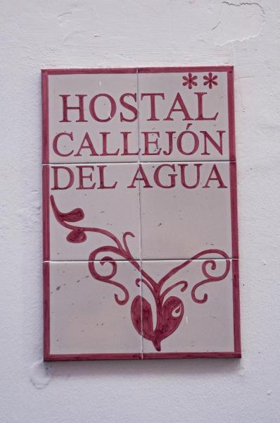 Hostal Callejon del Agua