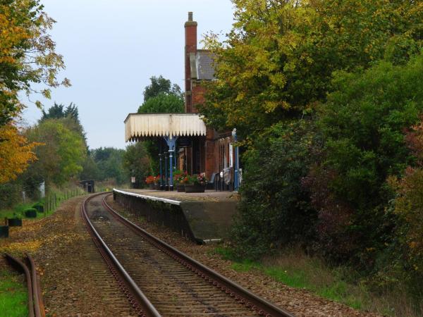 Station House Bed & Breakfast in Lingwood, Norfolk, England