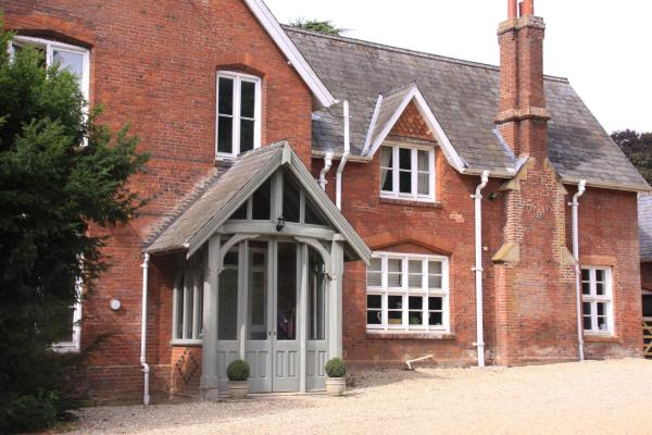 The Manor House Bed and Breakfast in Castle Acre, Norfolk, England