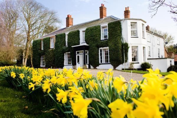 The Grove Cromer in Cromer, Norfolk, England