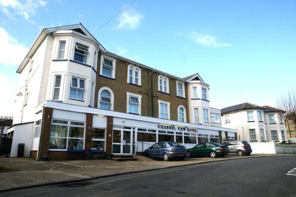 Channel View Hotel in Sandown, Isle of Wight, England
