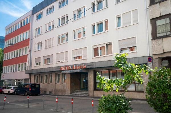 Hotel Astoria, 70174 Stuttgart