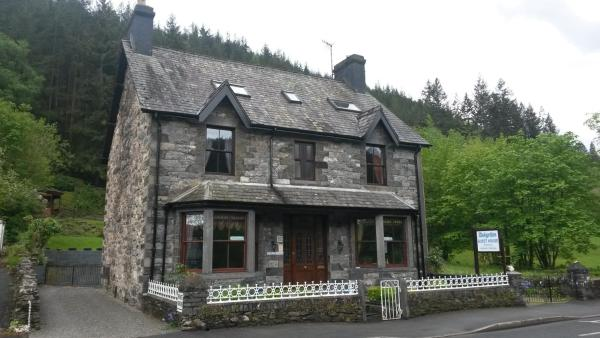 Dolgethin Guest House in Betws-y-coed, Conwy, Wales